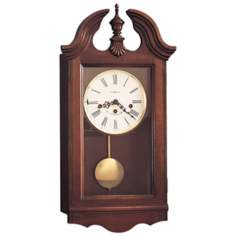 "Howard Miller Lancaster 23 1/2"" High Wall Clock"
