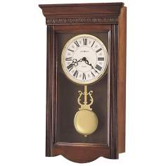 "Howard Miller Eastmont 20 3/4"" High Wall Clock"