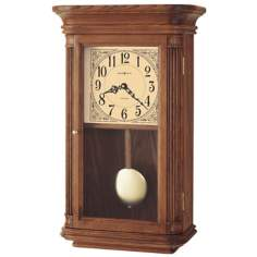 "Howard Miller Westbrook 21 1/2"" High Wall Clock"