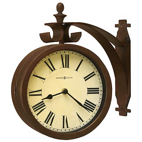 Wall Clocks Lamps Plus : Oversized Clocks - Extra Large Wall Clock Designs Lamps Plus
