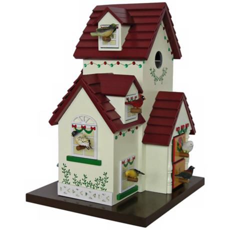 Advent Calendar Bird House