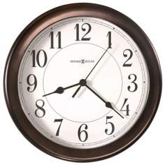 Howard Miller Virgo Wall Clock