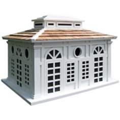 "Grand Pavillion 16"" High Bird House"