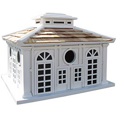 "Grand Pavillion 8"" High Bird House"