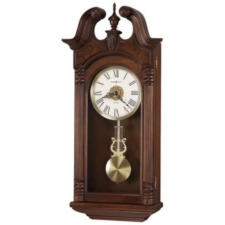 "Howard Miller Teressa 28"" High Wall Clock"