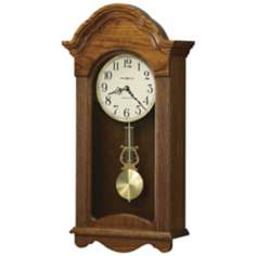 "Howard Miller Jayla 25"" High Wall Clock"