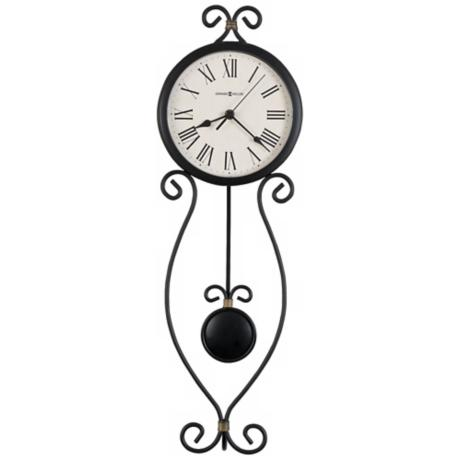 "Howard Miller Ivana 24 1/2"" High Wall Clock"