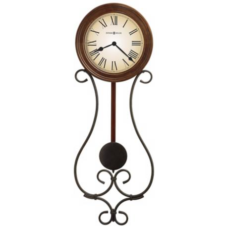 "Howard Miller 22 1/2"" High Wall Clock"
