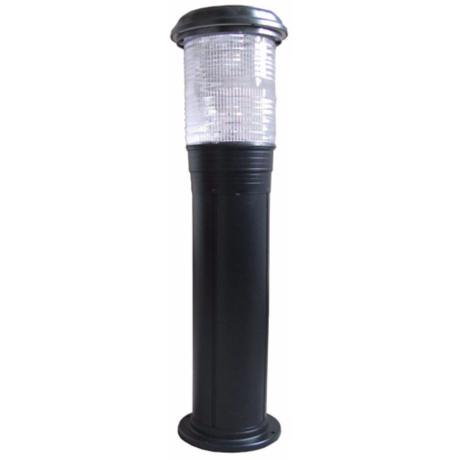 Solar Powered Bollard Outdoor Landscape Light