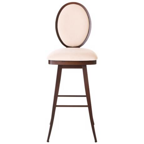 "Amisco Camelia America Pina Colada 26"" High Counter Stool"