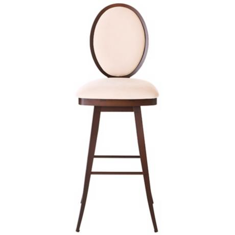 "Amisco Camelia America Pina Colada 30"" High Bar Stool"
