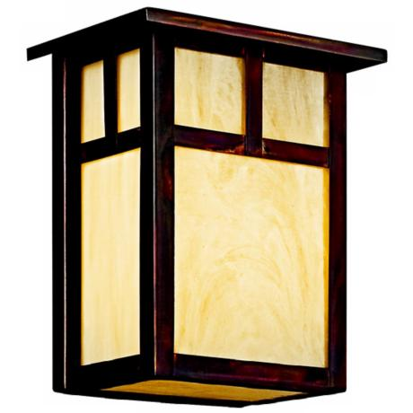 "Kichler Alameda 8"" High Outdoor Wall Light"