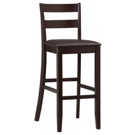 "Linon Triena Collection Soho 30"" High Bar Stool"