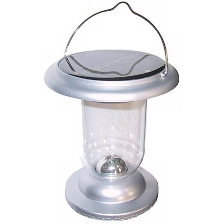 LED Solar Powered Portable Cordless Lantern