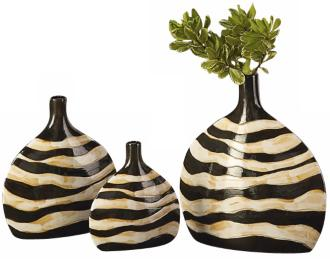 Zebra Stripe Ceramics