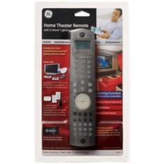 Z-Wave Wireless Home Theater and Lighting Remote Control