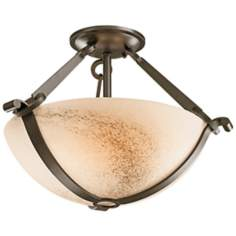 "Kichler Garland Collection 20"" Wide Ceiling Light Fixture"