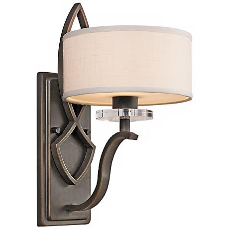 "Kichler Leighton Collection 15"" High Wall Sconce"