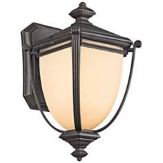 "Kichler Warner Park Collection 13"" High Outdoor Wall Light"