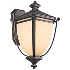 "Kichler Warner Park 21 1/2"" High Outdoor Wall Light"