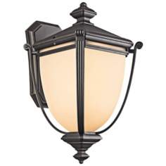 "Kichler Warner Park 21 1/2"" Outdoor Wall Light"