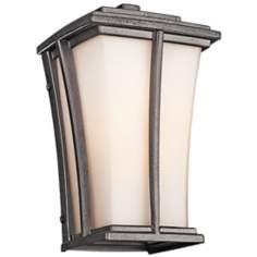 "Kichler Brockton Collection 9"" High Outdoor Wall Light"