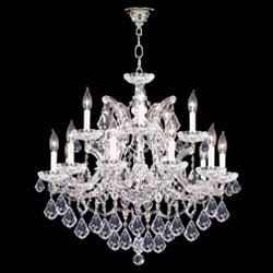 overstock shades home product light wide shipping with glass free today hinkley chandelier lighting garden collier