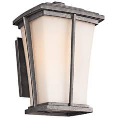 "Kichler Brockton Collection 13"" High Outdoor Wall Light"