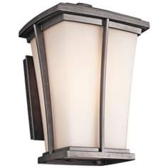 "Kichler Brockton Collection 16"" High Outdoor Wall Light"