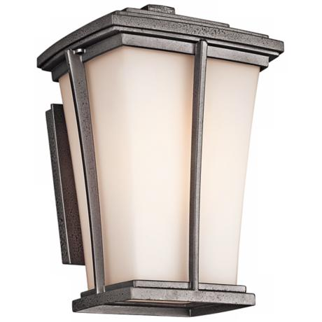 "Kichler Brockton ENERGY STAR 10"" Outdoor Wall Light"