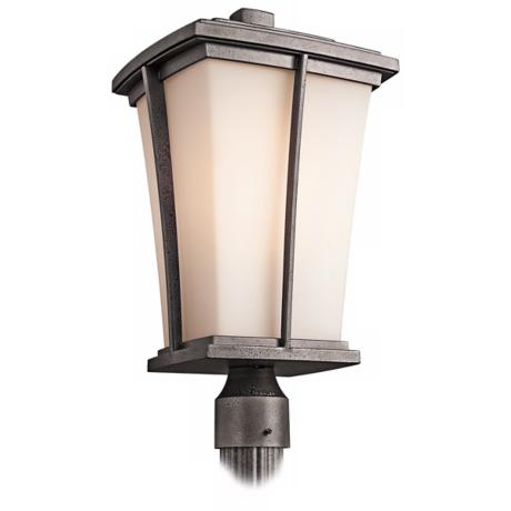 "Kichler Brockton ENERGY STAR 20"" Outdoor Post Light"