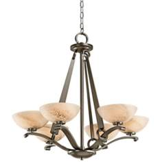 Kichler Garland Collection 6-Light Chandelier