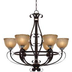 Uttermost Laclede 6-Light Chandelier