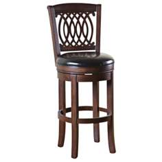"American Heritage Atwood 30"" HIgh Bar Stool"