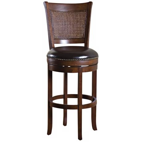 "American Heritage Barletto 30"" High Bar Stool"