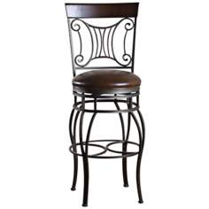 "American Heritage Helena 26"" High Counter Stool"