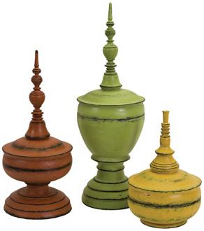 Misa Decorative Finials