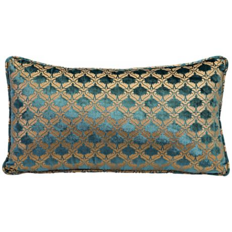 Small Madona Rectangular Pillow