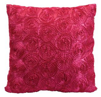 Honeysuckle Pink Pillow
