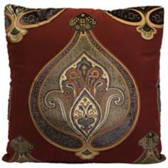 "Wilhelmina 18"" Square Pillow"