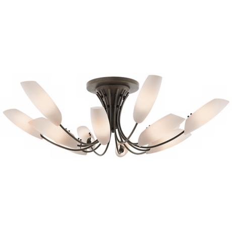"Kichler Stella Collection Bronze 50 1/2"" Wide Ceiling Light"