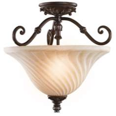 "Kichler Sarabella Collection 16 1/2"" Wide Ceiling Light"