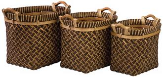 Capri Brown Baskets
