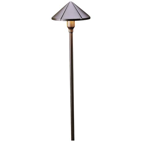 Kichler Architectural Bronze LED Landscape Path Light
