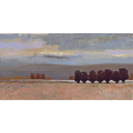 "Before the Storm Giclee 48"" Wide Canvas Wall Art"