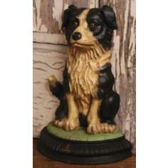 Cecil the Dog Doorstop