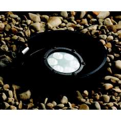Kichler Black 60-Degree 8 1/2 Watt LED Landscape Well