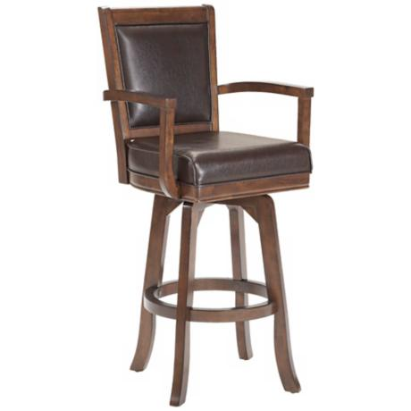 Hillsdale Ambassador Swivel Bar Stool