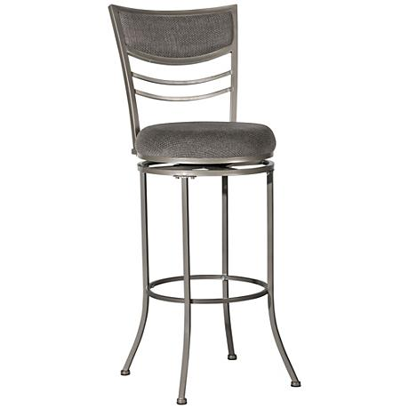 "Hillsdale Amherst 30"" Swivel Bar Stool"