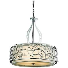 "Kichler Jardine Collection 27"" Wide Pendant Light"